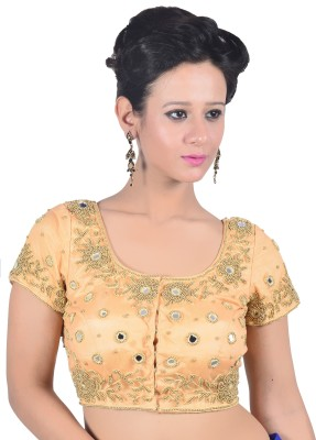 ABIDA Round Neck Women's Blouse