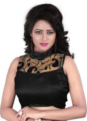Fabfirki Fashion Hub Band collar Women's Blouse