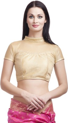 ABIDA Band collar Women's Blouse