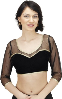 PAAVNI CREATIONS V-Neck Women's Blouse