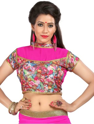 Shreeji Designer Fashion Neck Women's Blouse