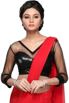 Indian Saree Mandir V-Neck Women's Blouse