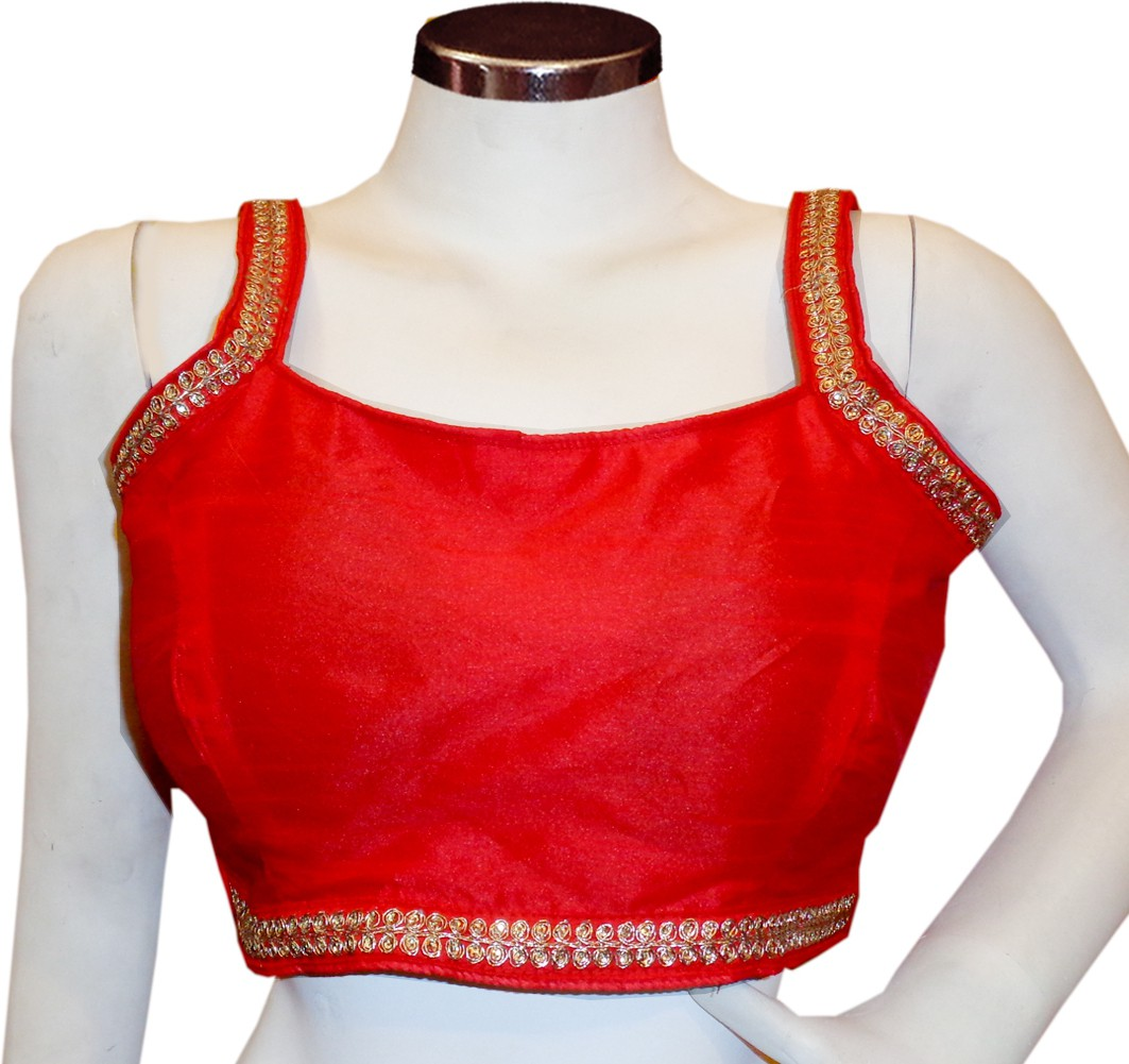 Urban Blouse Round Neck Womens Stitched Blouse