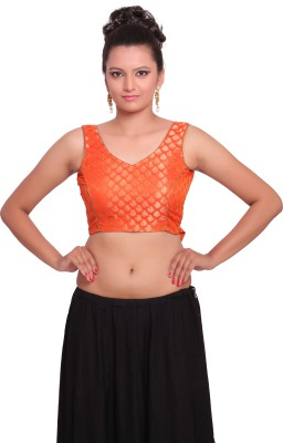 Inblue Fashions V-Neck Women's Blouse
