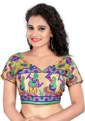 Kuvarba Fashion V-Neck Women's Blouse