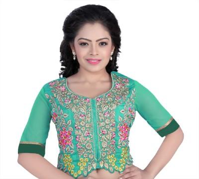 Indian E Fashion Round Neck Women,s Blouse