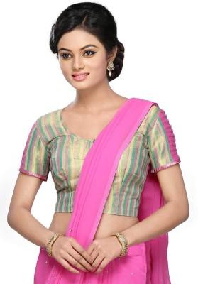 Indian Saree Mandir Round Neck Women's Blouse