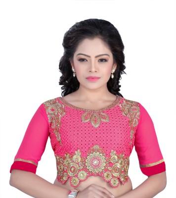 Indian E Fashion Boat Neck Women,s Blouse