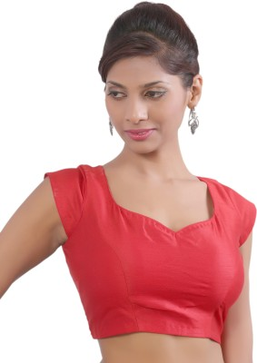 ABIDA Sweetheart Neck Women's Blouse