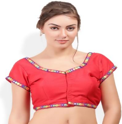 Jademist Round Neck Women's Blouse