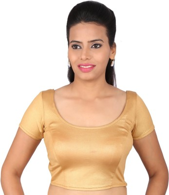 The Blouse Factory Round Neck Women's Blouse