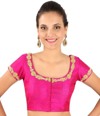 HUNYBUNI Round Neck Women's Blouse