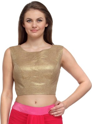 Just Wow Round Neck Women's Blouse