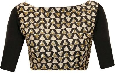 Jassu Fashion Hub Round Neck Women's Blouse