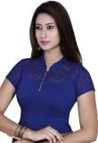 Gargi Band collar Women's Stitched Blous...
