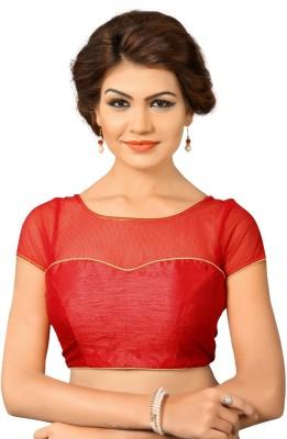 Vamas Round Neck Women's Stitched Blouse at flipkart