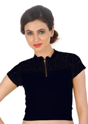 Salwar Studio Band collar Women's Blouse