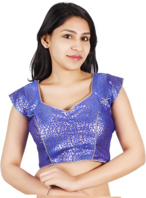 Keshavi V-Neck Women's Blouse
