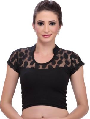 MSM Band collar Women's Blouse