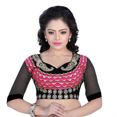 Indian E Fashion Sweetheart Neck Women,s Blouse