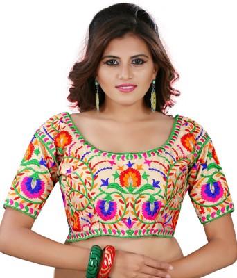 Shreeji Designer Round Neck Women's Blouse
