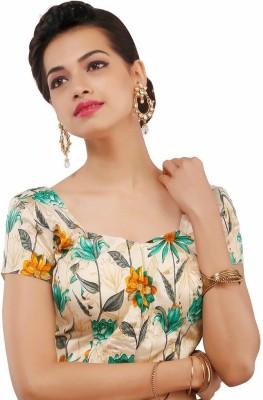 Salwar Studio V-Neck Women's Blouse