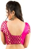 Intrigue Round Neck Women's Stitched Blo...