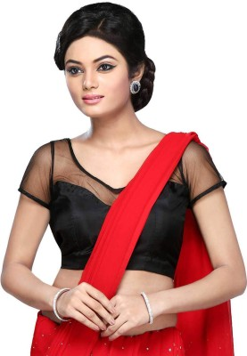 Indian Saree Mandir Fashion Neck Women's Blouse