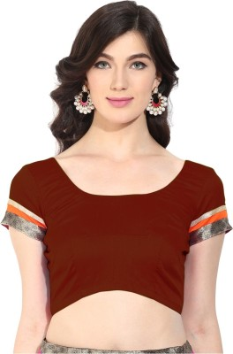 Triveni Round Neck Women's Blouse
