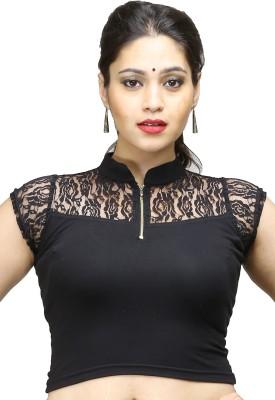 Sreevarus Band collar Women's Blouse