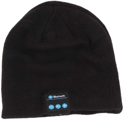 Mobi Vastra Bluetooth Hat(Black)