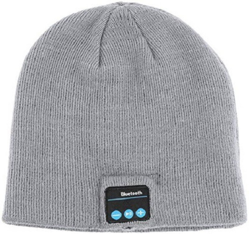 Brand New Bluetooth Hat(Grey)