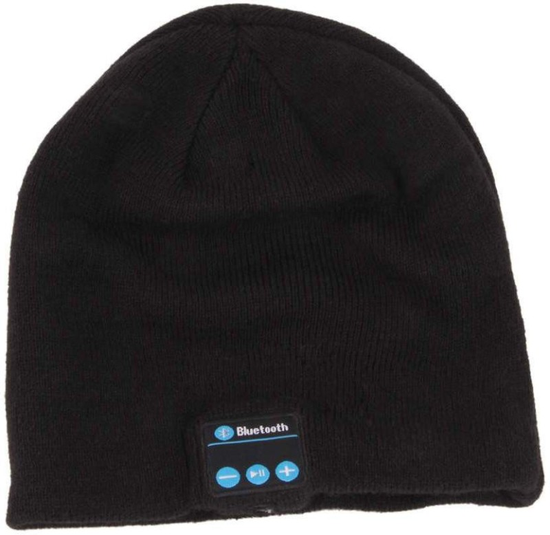 Mobile Gear Bluetooth Hat(Black)
