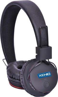 XENIO XENIO 4 In 1 LP-BK Stereo Dynamic Headphone Wireless Bluetooth Headphones BLUETOOTH HEADPHONE Wireless bluetooth Headphones