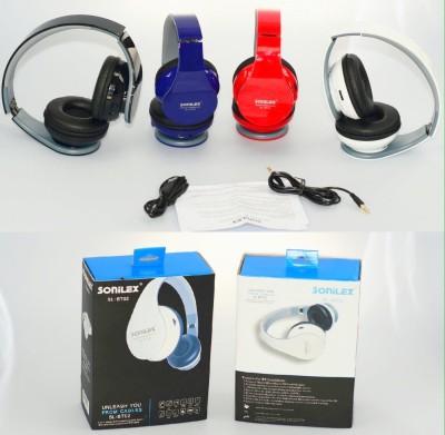 Sonilex Sl-BT02 On the Ear Bluetooth Headphone