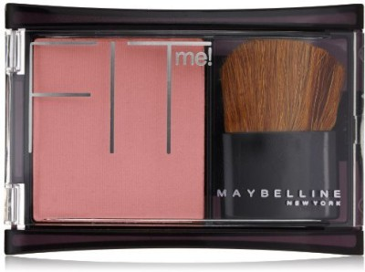 Maybelline Fit Me Blush, Deep Rose(Deep Rose)