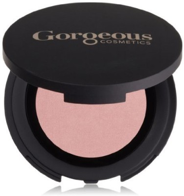Gorgeous Cosmetics Colour Pro Powder Blush, Rose Glow(Rose Glow Shade)