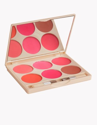 Glamcom 6 in One Professional Color Blush 04