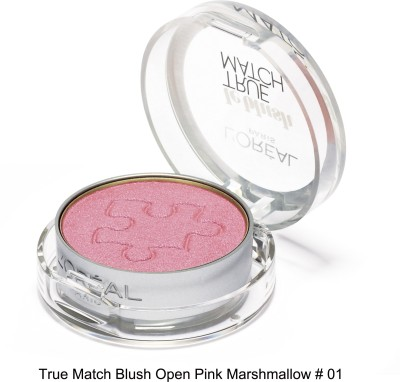 LOreal Paris True Match Blush 01 Pink Marhsmallow