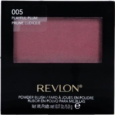 Revlon Powder Blush(Playful Plum - 005)