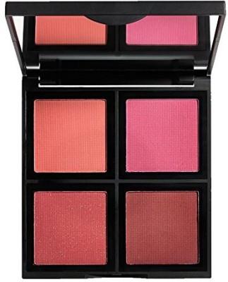 e.l.f. Cosmetics Blush Palette Dark, 0.14 Ounce