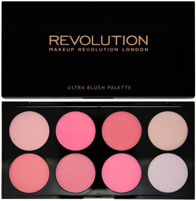Makeup Revolution London Blush and Contour All about Pink