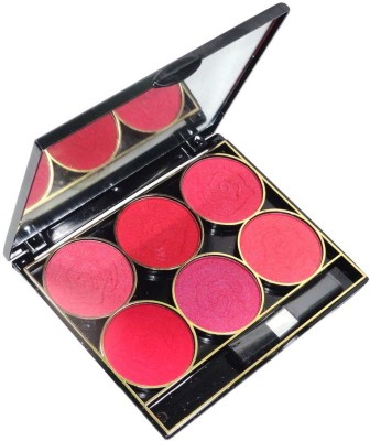 kiss touch color land blusher
