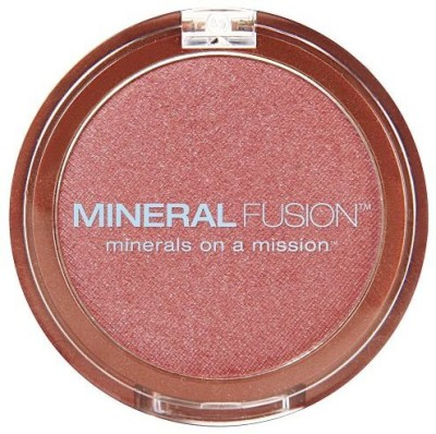 Mineral Fusion Natural Brands Blush, Airy