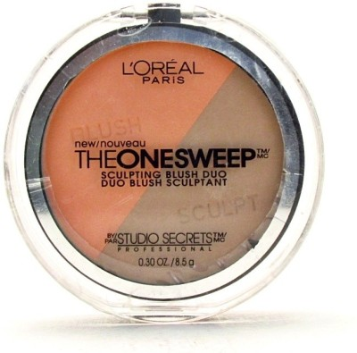 L,Oreal Paris One Sweep Duo Blush