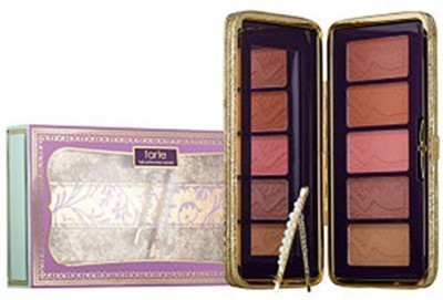 Tarte Pin Up Girl Amazonian Clay 12-Hour Blush Palette ~ Limited Edition