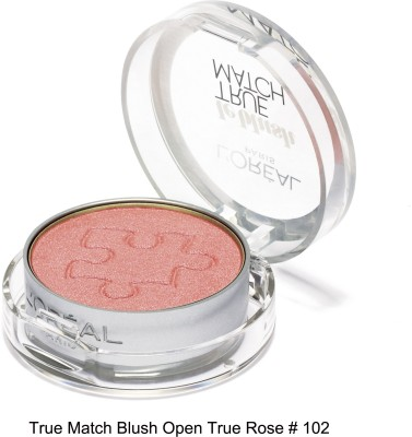 LOreal Paris True Match Blush 102 True Rose