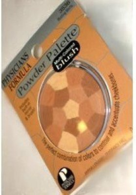 Physicians Formula Powder Palette Blush, Blushing Mocha