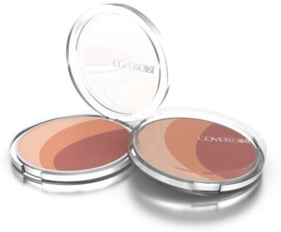 COVERGIRL 100 Clean Glow, Blush Roses, 0.4 Ounce