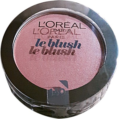 LOreal Paris Le Blush(Old Rose-140)